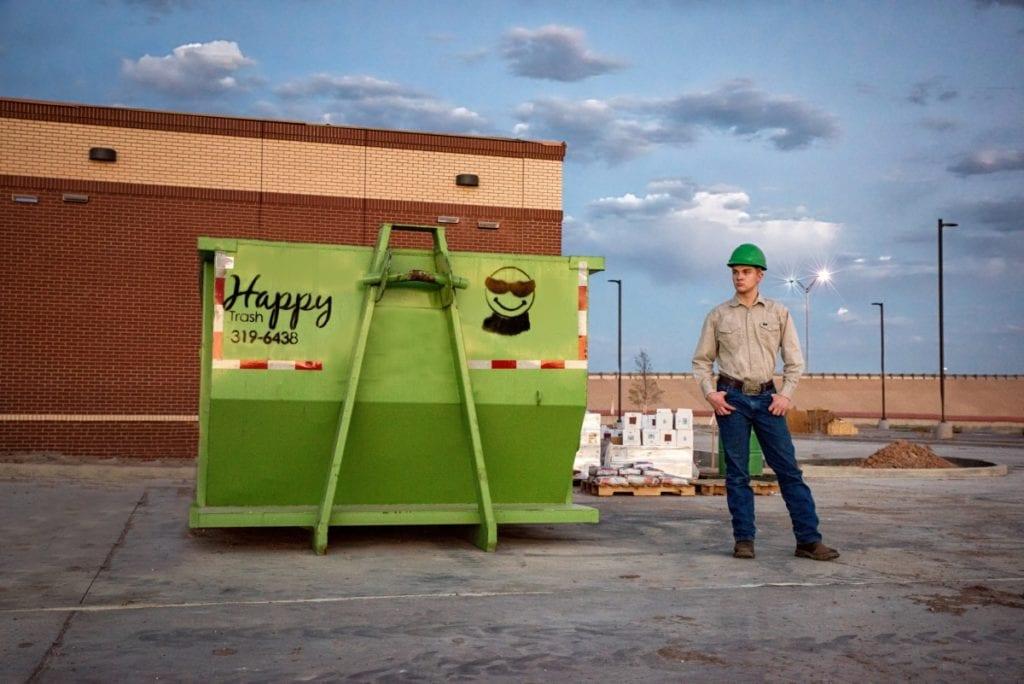 Lubbock Roll Off Dumpsters