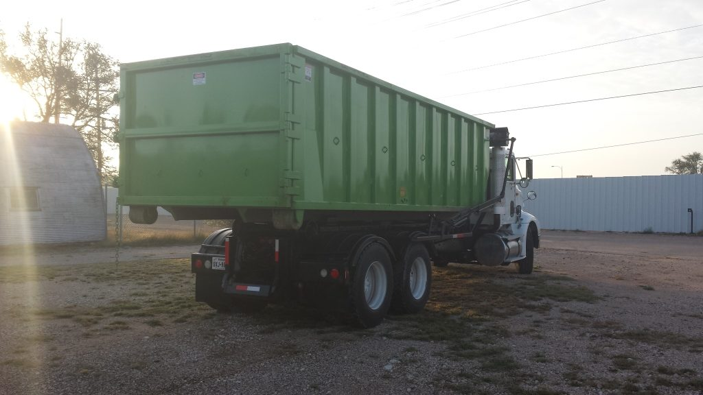 Lubbock-Roll-Off-containers-Happy-Trash-